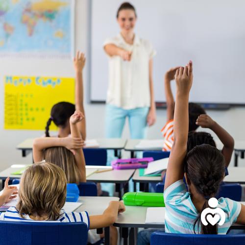 lezione di primo soccorso nelle scuole InformaBimbi